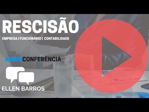 Rescisão - Ellen Barros