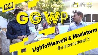 GGWP #2 - LighTofHeaveN & Maelstorm (ENG SUBS!)