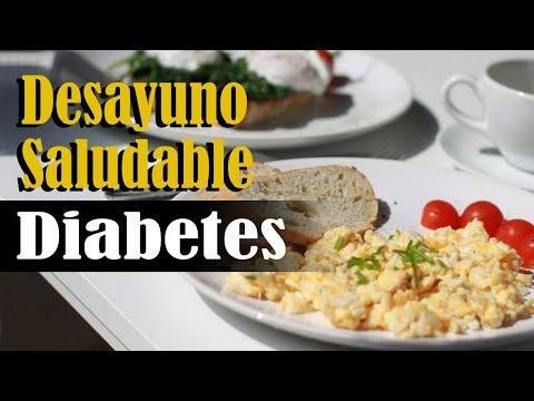 Menú para diabéticos  -  Desayunos para diabéticos