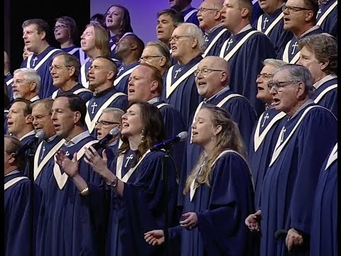 The Solid Rock - Brentwood Baptist Church Choir & Orchestra