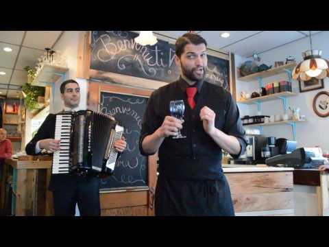 il bazzali - pasta opera #1