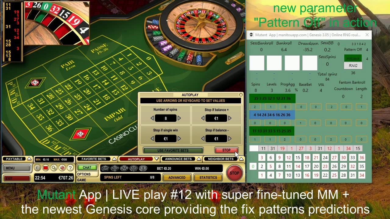 Casino Club Online Roulette