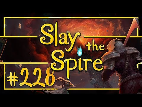 Let's Play Slay the Spire: April 25th 2018 Daily - Episode 228