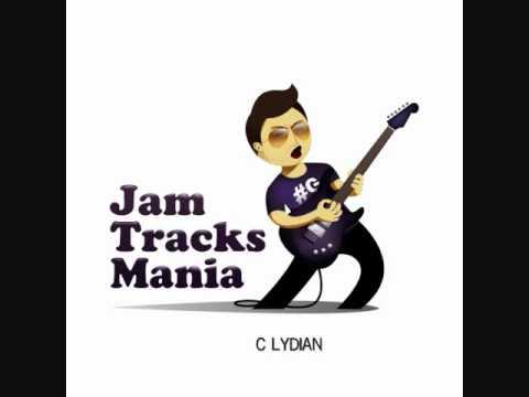C Lydian Mode - Zappa Style Backing Track!