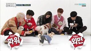 [03.01.2018] Weekly Idol - Minhyuk, Jooheon, Mingyu, DK, Junghwa (EXID), Chungha (Türkçe Altyazılı)