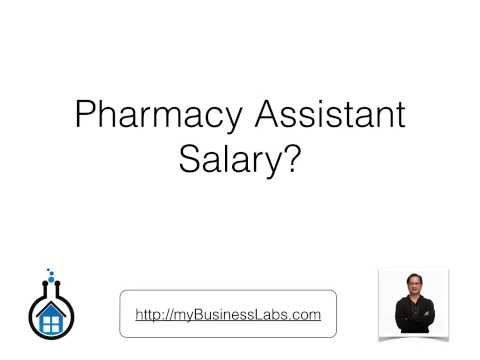 Pharmacy Assistant Salary - Career Guide