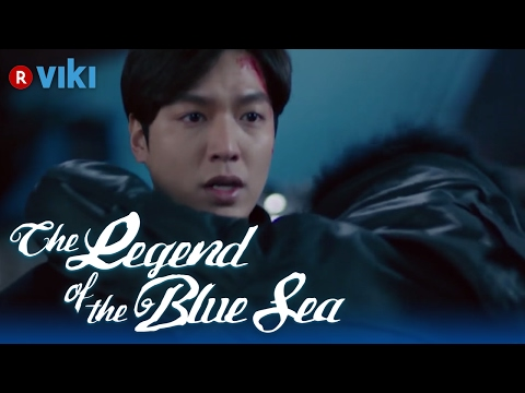 [Eng Sub] The Legend Of The Blue Sea - EP 18 | Jun Ji Hyun Took a Bullet for Lee Min Ho