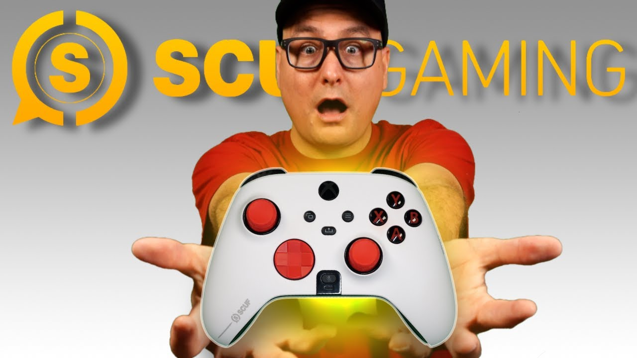 Download Scuf Instinct Pro Controller Review, THE BEST GAMING CONTROLLER EVER!