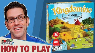 Kingdomino - How To Play