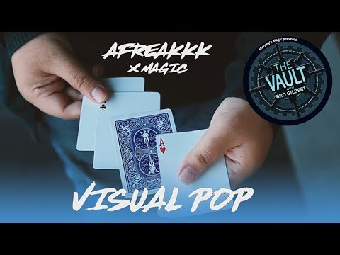 VISUAL POP By Afreakkk And X Magic