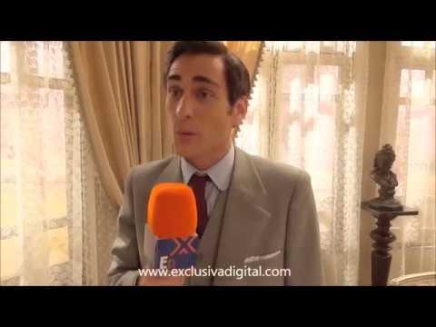 Raul Tortosa se incorpora a El Secreto de Puente Viejo en el papel de Aquilino Benegas