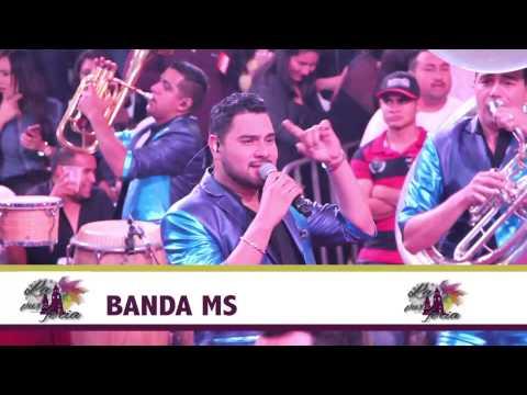Banda MS en Morelia 2015 (Otro Nivel Espectáculos)