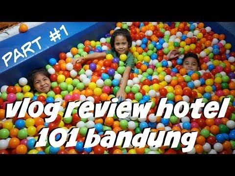 VLOG 101 Hotel Bandung Part 1  TheRempongs
