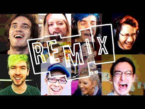 YouTubers Laughing - REMIX