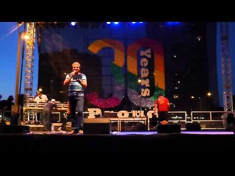 Adina Howard - Intro (Live @ Long Beach Pride) 5-19-13