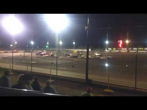 8-17-19 Badger midgets at Sycamore Speedway
