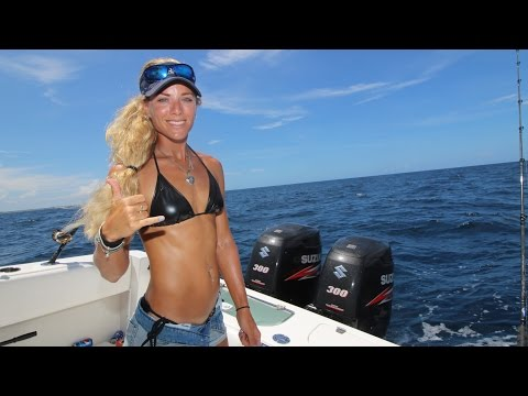 Tournament Fishing Offshore Palm Beach; The Lake Worth KDW