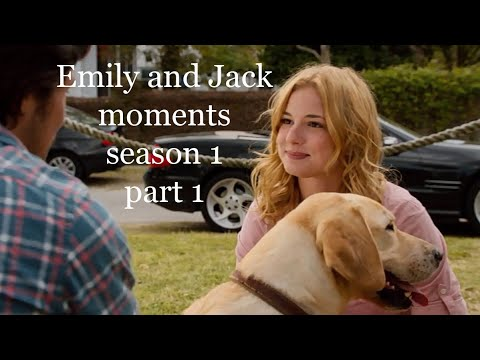 Emily and Jack moments in season 1 part 1