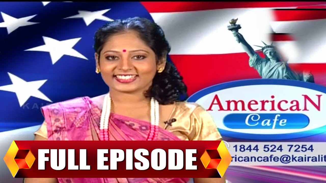 American Cafe | 4th April 2016 |  Full Episode