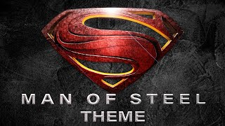 Man of Steel Theme - Hans Zimmer cover