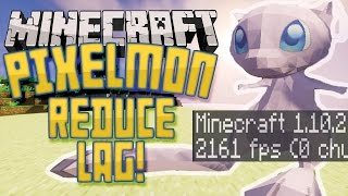 How to Increase Your FPS! | Minecraft: Pixelmon 5.0.0 | Optifine + Settings
