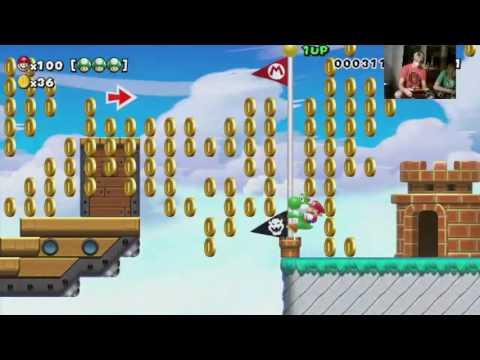 LIVE (Super Mario Maker!)