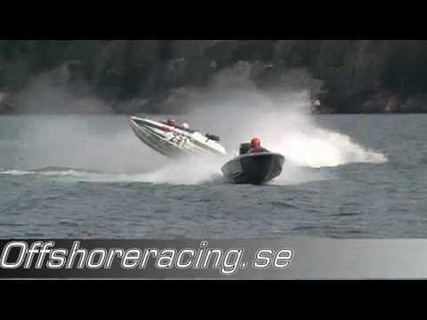 Z-87 Offshore Boat Roll in Dyvik, Sweden
