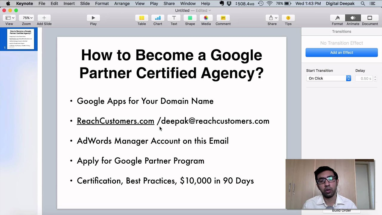 How To Become A Google Adwords Certified Agency And Get A Partner
