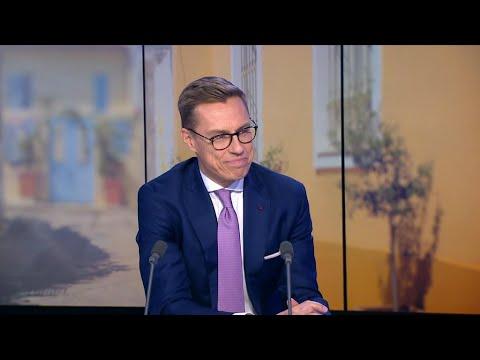 Alexander Stubb: 'Don't blame EU voters for seeking populists'
