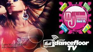 Alex Barattini - Love Me - Club Mix - feat. Wendy Lewis - YourDancefloorTV