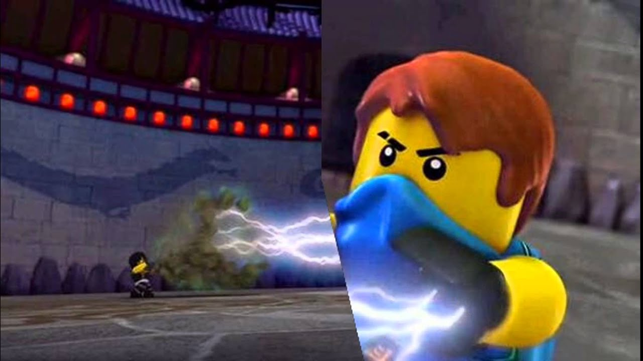 Lego ninjago pics of episode 37 jay vs cole coming january 17 2015 youtube - Ninjago vs ninjago ...