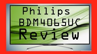 philips bdm4065uc 40 zoll 4k monitor review dp 1 2 60hz monster