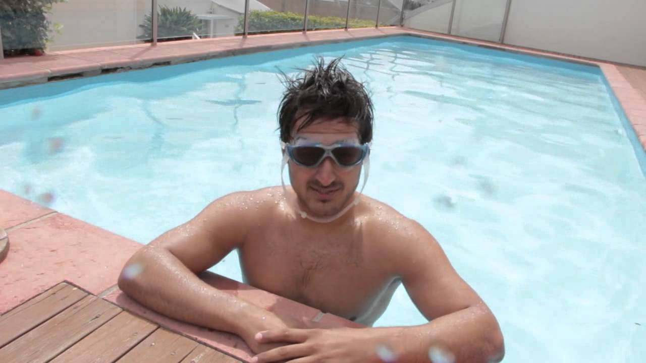 18036a61dfef Review  Aqua Sphere Vista Swimming Goggles - YouTube
