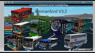 Roblox Ammanford V3 5 Adventure Bus Spotting, Journeys, Visurals Part 1/3