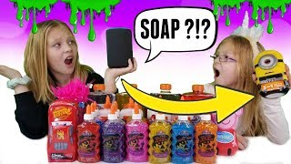 Baixar ALEXA Picks My SLIME Ingredients SWITCH UP Challenge!!!