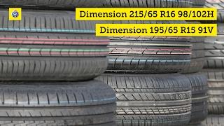 TCS test de pneus d'été 2017