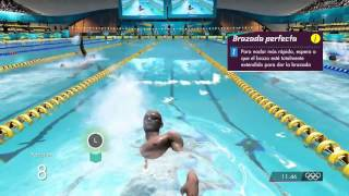 MICHAEL PHELPS Gold USA 4x200m London 2012 Olympic Games Highlights Swimming Juego 2/2