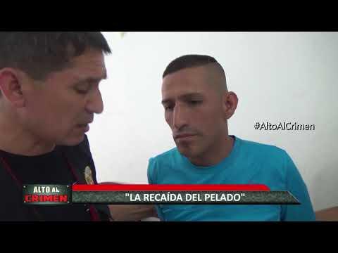 "ALTO AL CRIMEN - 21/04/18 - ""LA RECAÍDA DEL PELADO"""