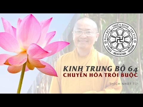 Kinh Trung Bộ 64 (Kinh Man Đồng Tử) - Chuyển hóa trói buộc (04/03/2007)