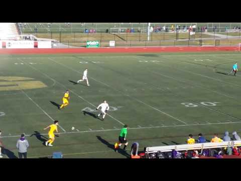 2nd Game Colonial College Showcase 2nd half video 2