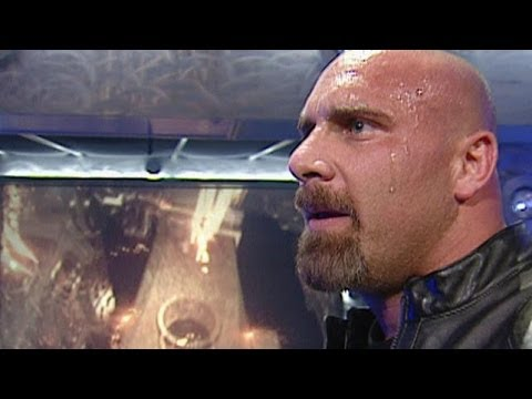 Goldberg Makes His Debut: WWE Raw, March 31, 2003