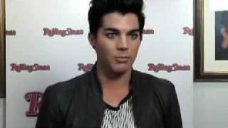 Adam Lambert Interview with Rolling Stone