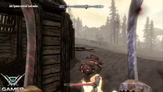 Dragonborn: Видеообзор DLС The Elder Scrolls: Skyrim