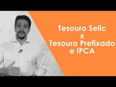 #PergunteaoBona - Tesouro Selic x Tesouro Prefixado e IPCA