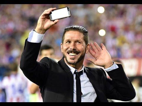 Diego Simeone secret of success Atletico Madrid