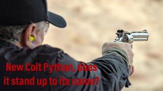 Is the New Colt Python any good?