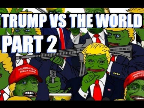Trump vs The World 2 - SJW Feminist & Liberal Meltdowns