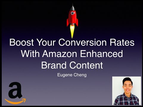 Amazon Enhanced Brand Content |Boost Conversion Rates With Amazon A+ Content|B2C Marketing|Ecommerce
