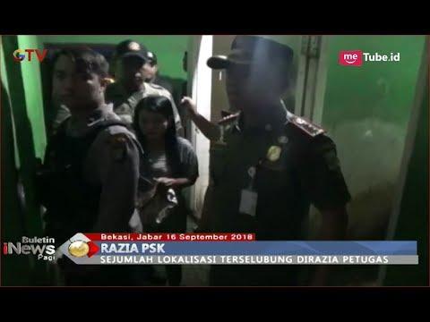 Razia Prostitusi Cibitung, Satpol PP Amankan PSK yang Menunggu Laki-laki Hidung Belang - BIP 17/09 Mp3
