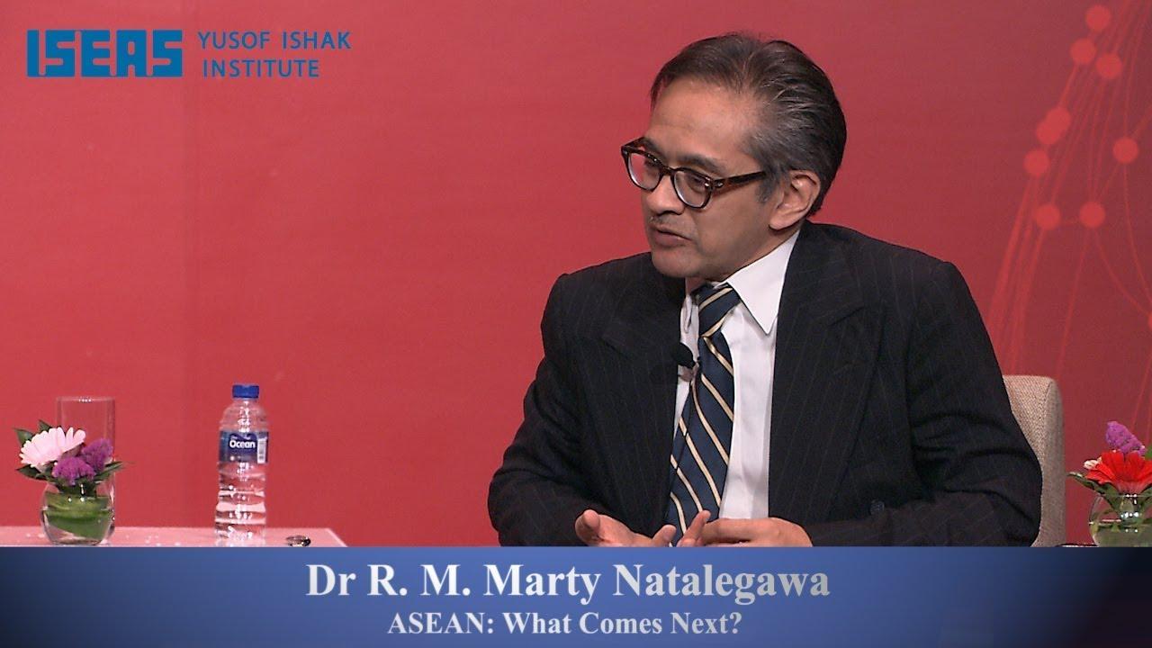 Art 2017 Dr R M Marty Natalegawa Asean What Comes Next